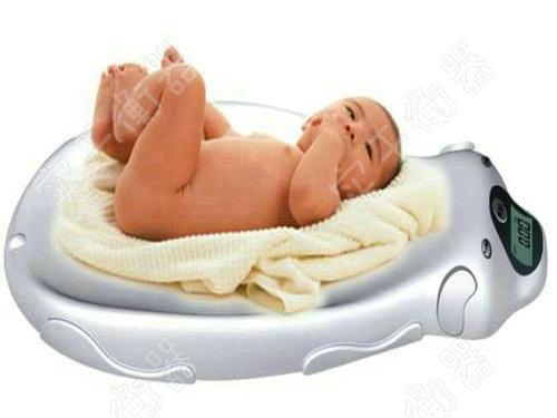 婴儿测量秤