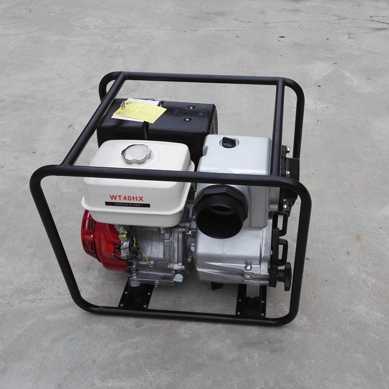 汽油机污水泵