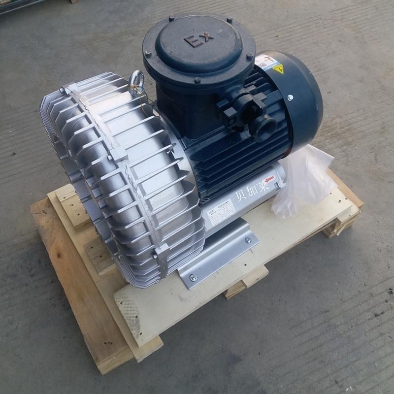 7.5KW高壓風機產品圖片1