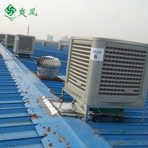 廠房車間通風降溫方案